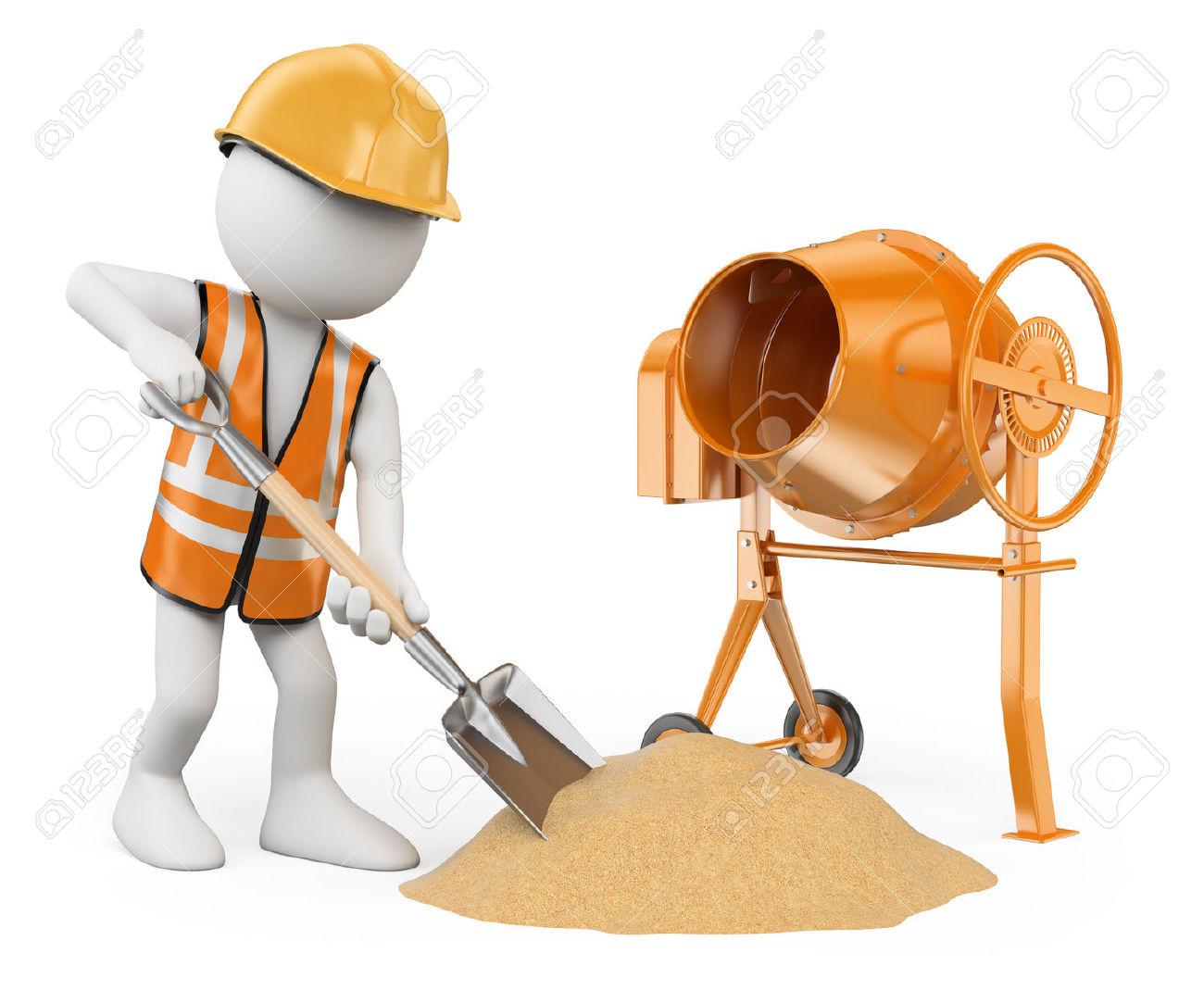 Concrete Mixing Animation : Uk safety training learning portal